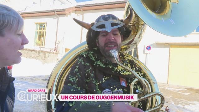Prendre un cours de Guggenmusik