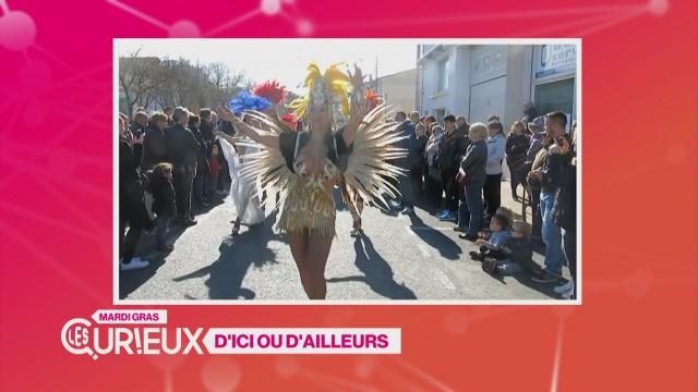 Le carnaval le plus long au monde est Français