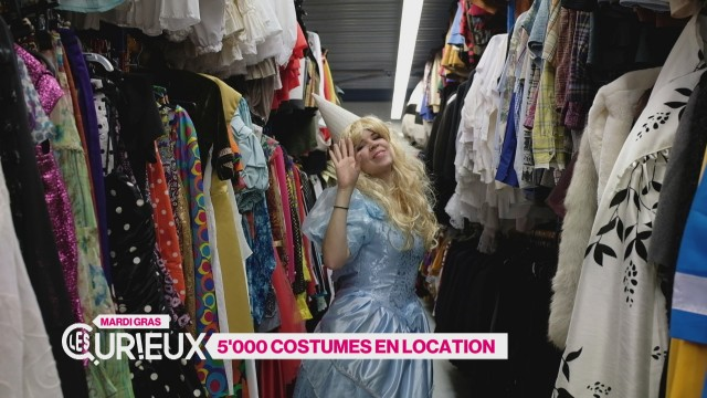5'000 costumes en location