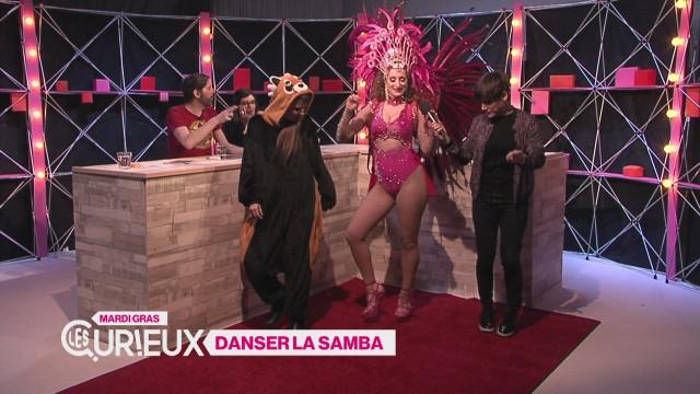 Danser la samba comme à Rio