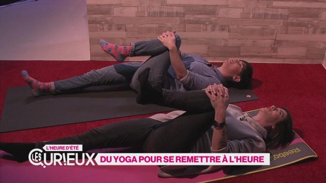 Du yoga contre l'insomnie