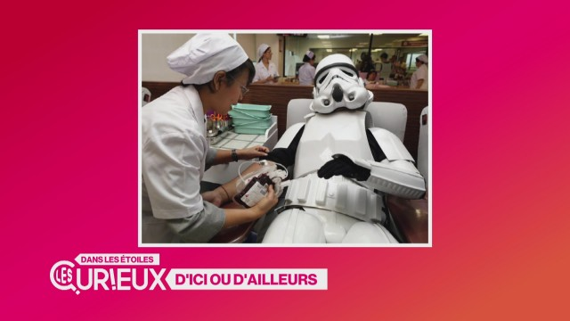 La folie Star Wars à travers la planète