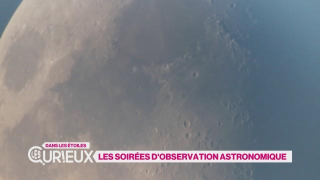 Les soirées d'observation astronomique