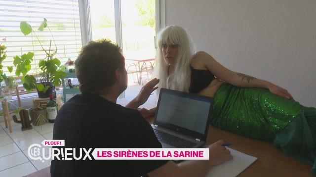 Les sirènes de la Sarine