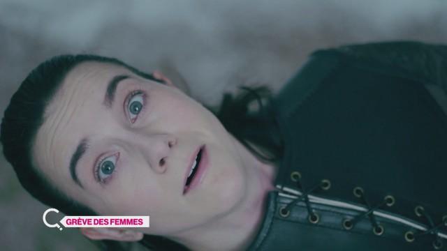 Anja Stark combat pour l'égalité