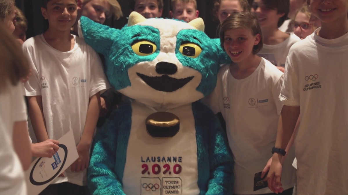 On the road to Lausanne 2020 épisode 5