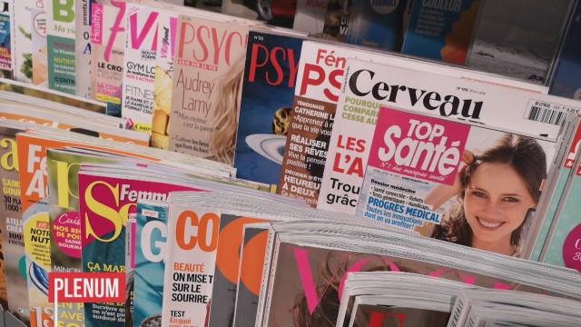 Prix des revues étrangères