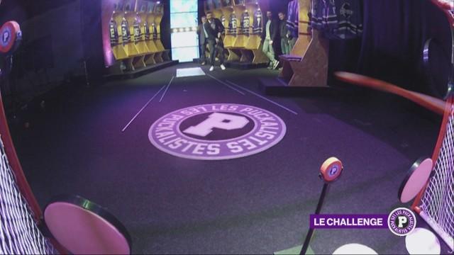 Jérôme Bonnet face au challenge