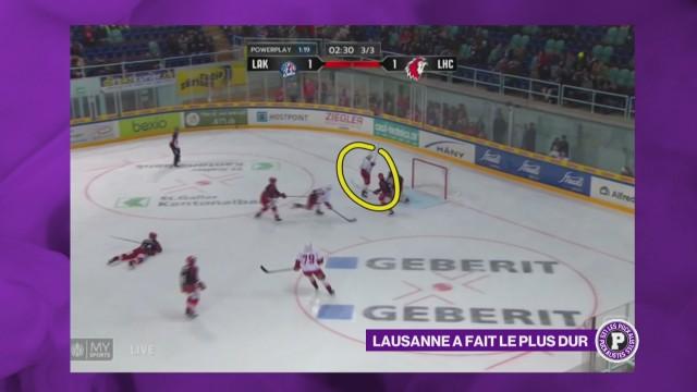 Le Lausanne HC a sans doute fait le plus dur