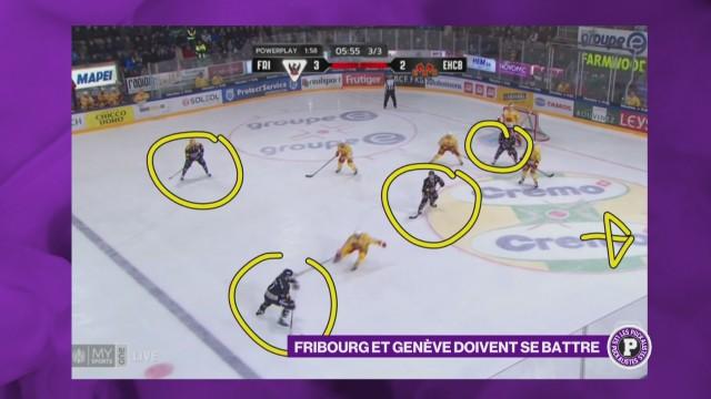 Genève et Fribourg doivent se battre