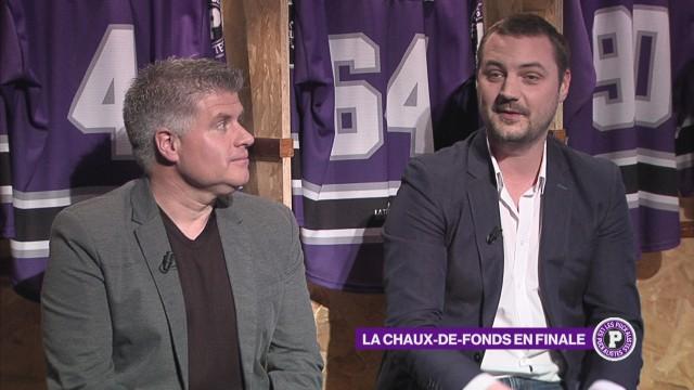 La Chaux-de-Fonds jouera la finale de Swiss League