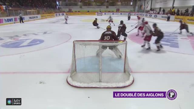 Genève-Servette a remporté le titre des Juniors Elites A