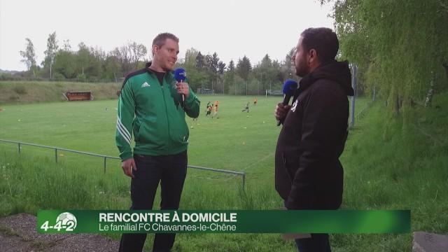 FC Chavannes-le-Chêne, un club familial.