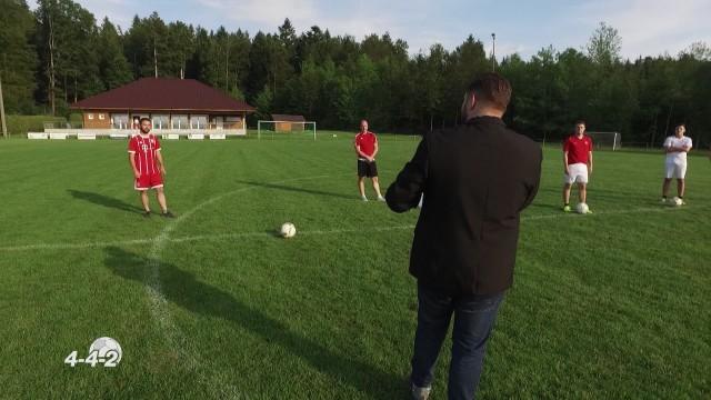 Rebonds interdits pour le FC Froideville-Sports