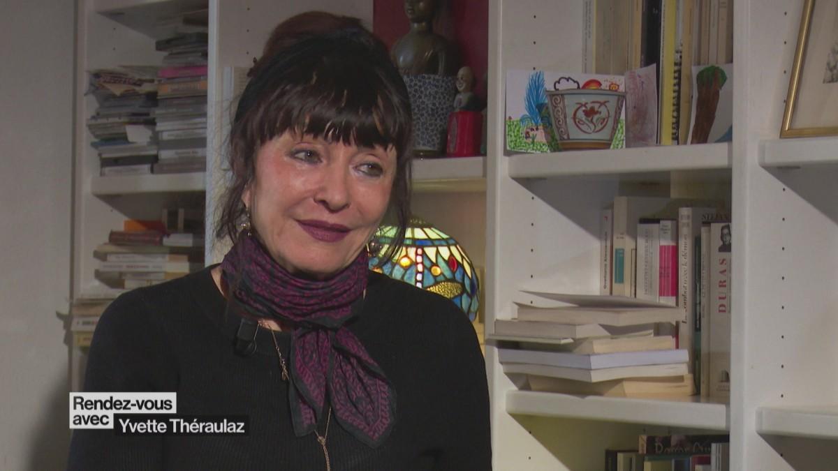 Rendez-vous avec Yvette Théraulaz