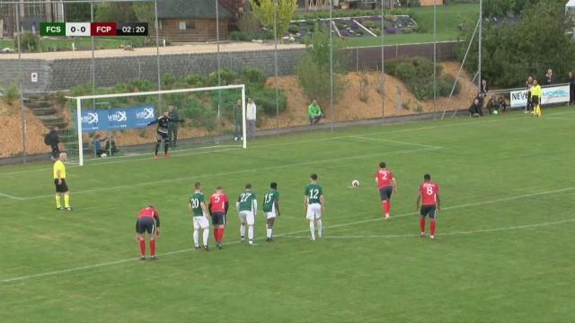 FC Schoenberg vs FC Piamont, 1ère mi-temps