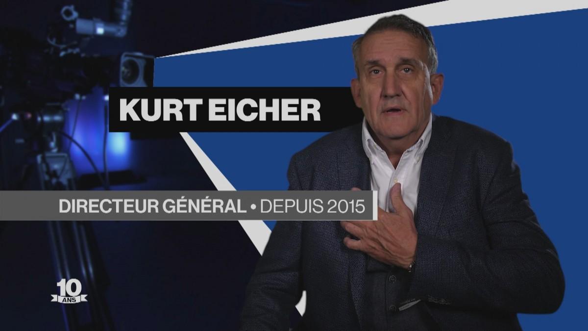 La Télé fête ses 10 ans avec Kurt Eicher
