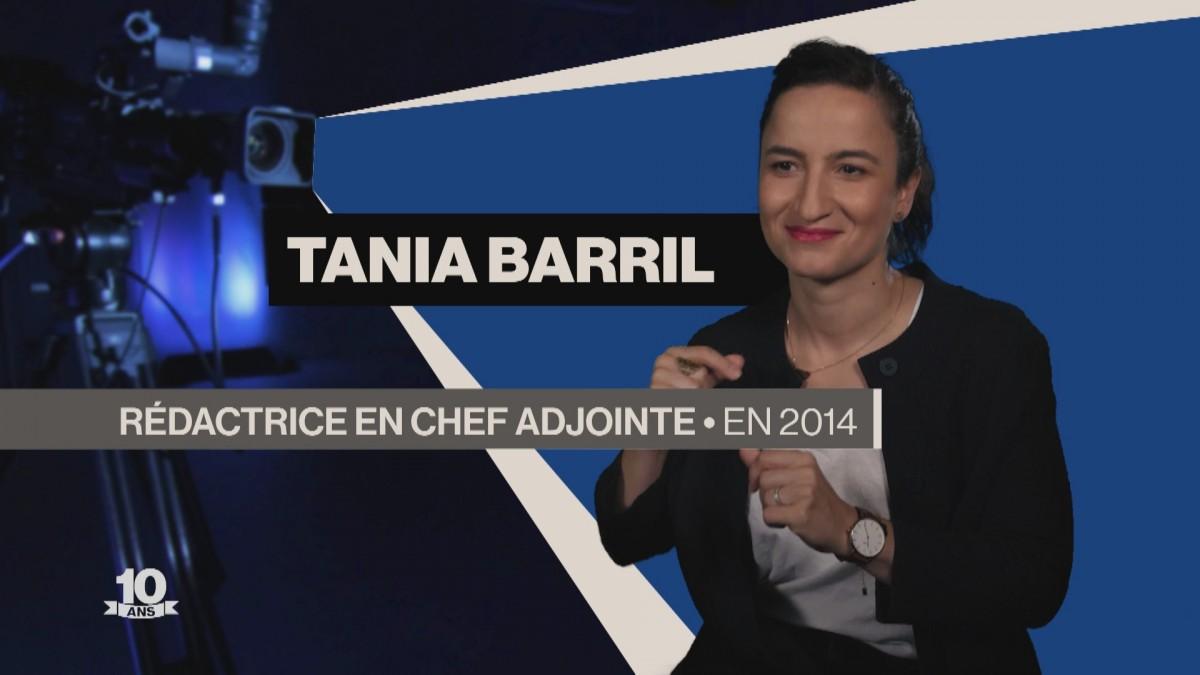 La Télé fête ses 10 ans avec Tania Barril