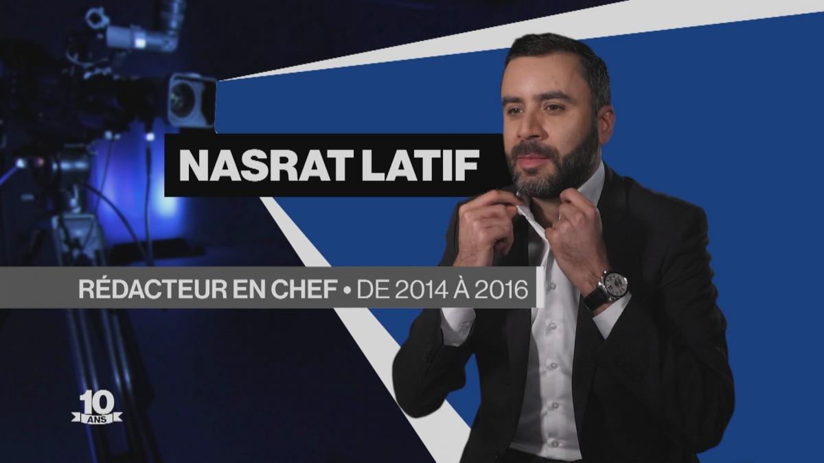 La Télé fête ses 10 ans avec Nasrat Latif