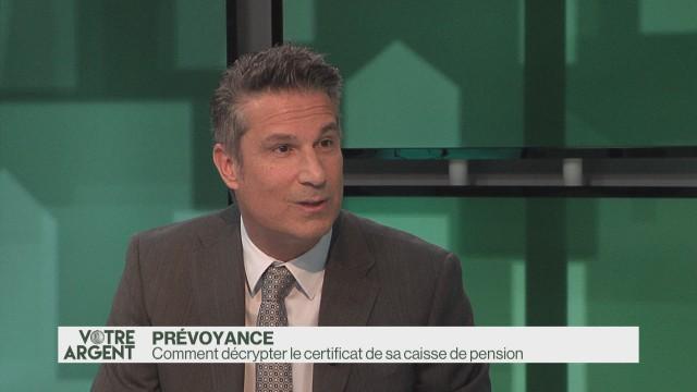 Comment décrypter le certificat de sa caisse de pension?