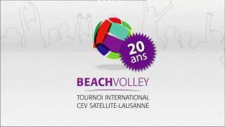 Tournoi de Beach Volley de Lausanne 2009 - Petite finale