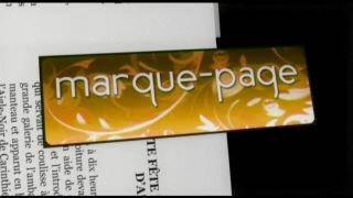 Marque Page - Palaces et grands hôtels de légende