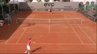 Geneva Challenger 2010 - Tennis - Demi-finale simple