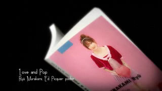 Marque-page - Love and Pop