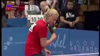 Finales du Swiss Open de Tennis de Table 2011