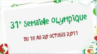 Semaine olympique 2012 2-3