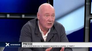 Le Temps: Jean-Claude Biver est prêt à perdre un million par année