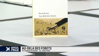 Marque-page - Au-delà des forêts