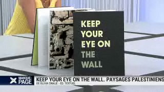 Keep your eye on the wall (Paysages palestiniens)