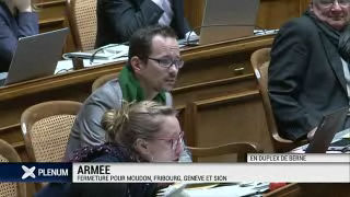 Antonio Hodgers quitte le Conseil national
