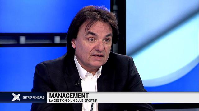 Le management de Christian Constantin