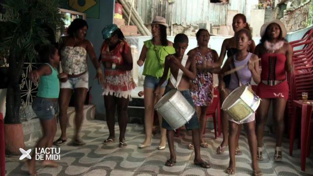 """""""O Samba"""" brise les clichés sur la danse brésilienne"""