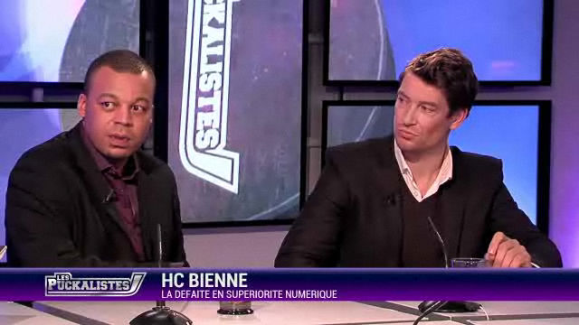 HC Bienne : la défaite en supériorité numérique !!!