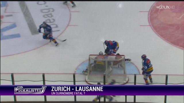 Zurich – Lausanne : un surnombre fatal ?
