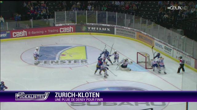 Zurich-Kloten : une pluie de derby pour finir