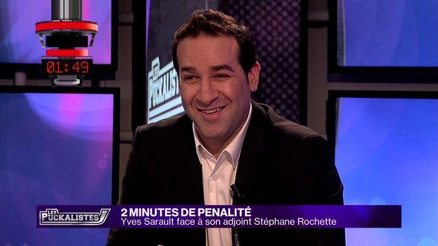 2 minutes de pénalité : Yves Sarault répond aux questions