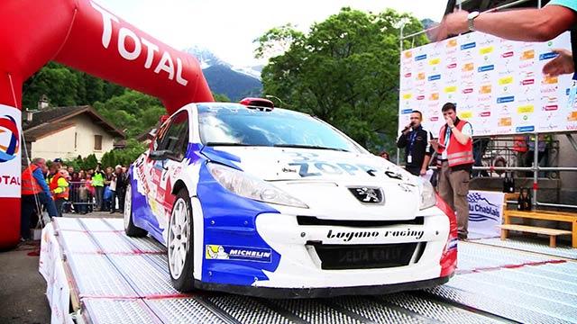 Rallye du Chablais 2014