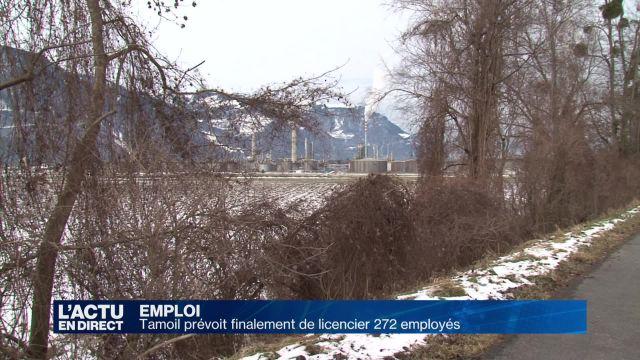 Tamoil prévoit de licencier 272 employés