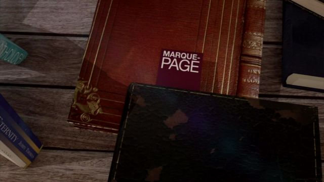 Marque-page - Berlinoise