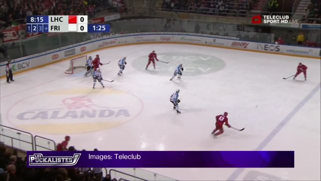 Lausanne Hockey Club : Solidement ancré pour les playoffs