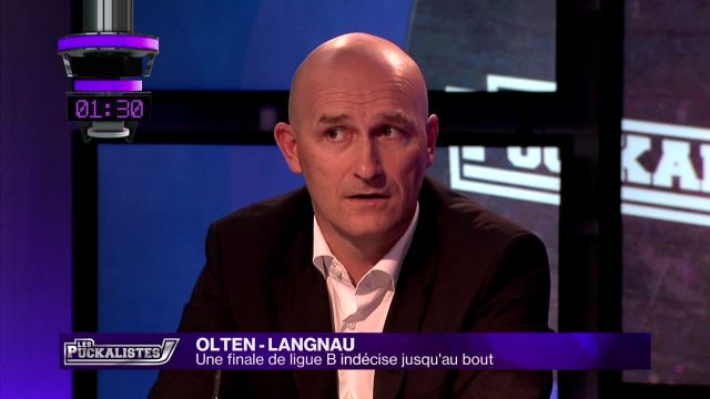Olten-Langnau : Une finale de ligue B indécise