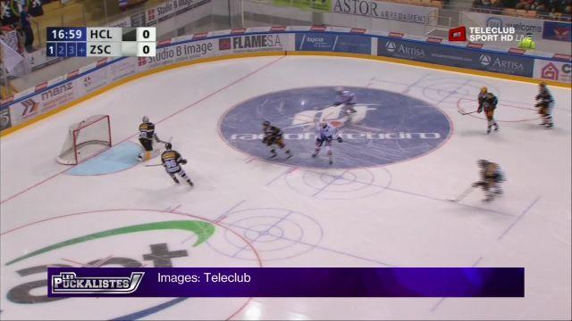 L'actualité du hockey: Lugano n'y arrive pas