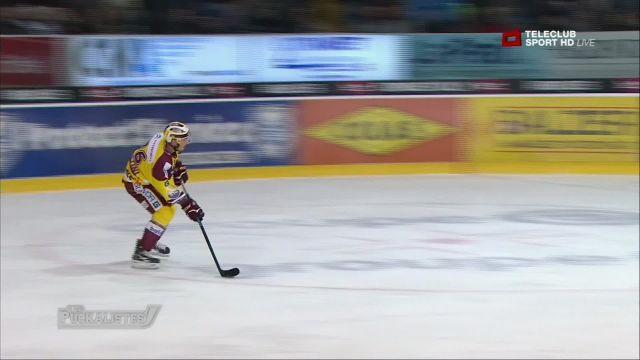 Genève a signé un 8ème succès de rang en dominant Fribourg