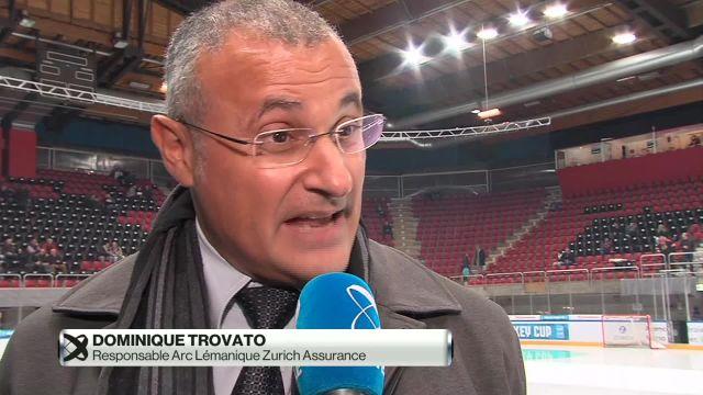 Lausanne HC - Fribourg-Gottéron: interrogation sur la coupe