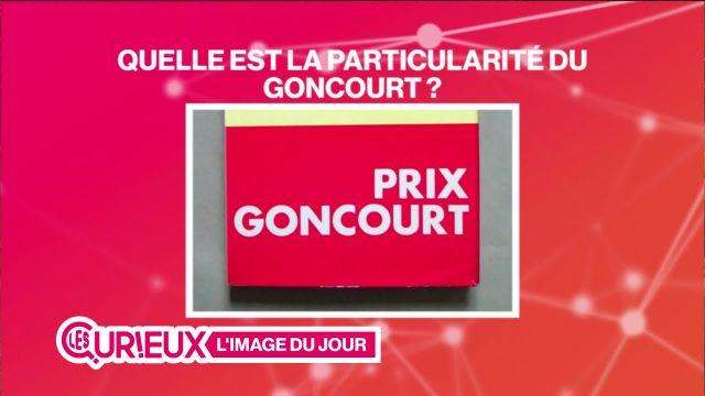 Le Goncourt à un Vaudois