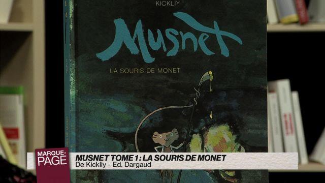 Musnet: La souris de Monet